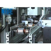 Quality Automatic Armature Winding Machine Rotor Electric Motor Production Line for sale