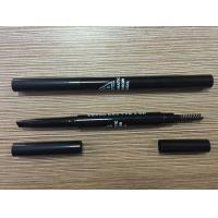 Quality OEM brand eyebrow pencil double sides eyebrow pencil with eyebrow brush for sale