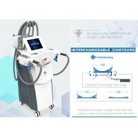 Quality 360° Cryolipolisis Machine with Four Applicators Could Working Together Exclusive for Double Chine Treatment for sale