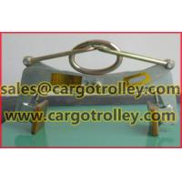 Quality Stone lifting clamps capacity from 50kg to more than 2000 kg for sale