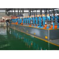 Quality High Frequency Welding Precision Tube Mill , Pipe Diameter 25 - 76mm for sale