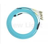 Quality male and female  Fan out  Optic Fiber  MPO MTP Cable Patch Cord simplex / duplex for sale