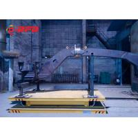 Quality CE ISO Certificate Platform Structure Customized Wire Coil Cart for sale