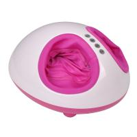 Buy 3D infrared heating airbag rolling shiatsu foot massager at wholesale prices