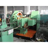 Quality Horizontal Nut Making Machine , Cold Forging Machine Custom Color for sale