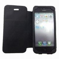 Quality PU Leather Case for iPhone 5 for sale