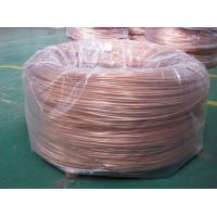 Buy C11000 C1720 Pure Beryllium Copper Rods For Cable , Round Copper Bar at wholesale prices