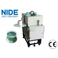 Quality Induction Motor Stator Preparing Wedge Inserting Machine Economic Type for sale