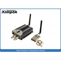 Quality 1200Mhz Mini Analog Wireless Video Transmitter and Receiver for FPV Transmission for sale