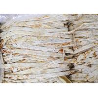 Quality Spicy Dried Squid Grill Roasted Slip Squid Thailand , Korean Dried Squid for sale
