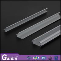 Quality different suface kitchen cabinet door painting aluminium profile extrusion for sale