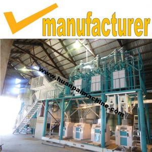 China corn flour plant,corn mill,corn grinder on sale
