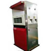 Buy cheap Four Nozzles CNG Dispenser Explosion - Proof With Special Filtering Systems from wholesalers
