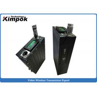 Quality 330-530MHz Wireless Digital Transceiver 921600 bps Real - time Vehicle IP Transmission for sale