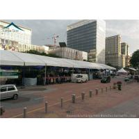 Quality Commercial Trade Show / Exhibition Tents Fire Proof Fabric Tent for sale