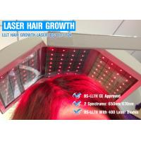 Quality Integrates Microcurrent Laser Hair Growth Machine For Hair Loss Treatment for sale