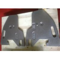 Quality Gray Iron Castings Vacuum Casting Products Small Counterweight With Smooth Surface for sale