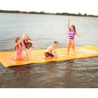 Walk On Inflatable Large Floating Mat For Lake / Swimming Poor Multi Size Available