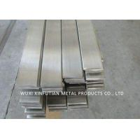 Buy cheap Hairline Finish 316l Stainless Steel Flat Bar / Stainless Steel Square Bar AISI from wholesalers