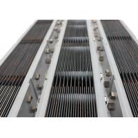 Quality Fully Automatic Titanium Electrode Products , Light Weight Platinized Titanium Anode for sale
