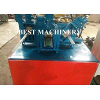 Quality Angle Omega C Profile Forming Machine Three Shape Flying Saw Cutting Type for sale