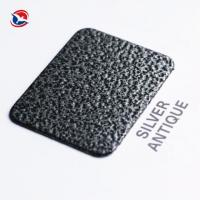 Buy Thermosetting Electrostatic Spray Crackle Epoxy Polyester Powder Coating at wholesale prices