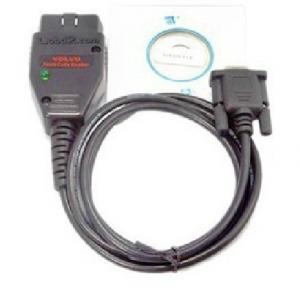 Quality 232 Chipset Auto Diagnostic Cable Compatible 1.3 Version Volvo FCR for sale