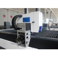 Quality Heavy Duty Laser Pipe Cutting Machine , High Precision Laser Cutting Machine For Steel for sale