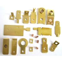Quality Brass / Copper / Bronze / Aluminum Machined Parts supporting Turning for sale