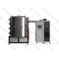 Quality Pvd Glass Coating Machine Gold Film Arc Ion Plating For Crystal Cups for sale