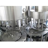 Quality SUS304 PET Bottle Filling Machine 36000BPH Drinking Water Treatment Filling Production for sale
