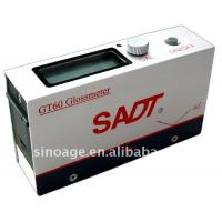 Aluminum Alloy Portable Digital Gloss Meter High Stability GT60 for sale