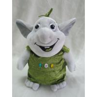 Quality Custom Cartoon Disney Frozen Troll Toys Cute Stuffed Animals 9 inch for sale
