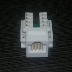 Quality Krone Cat5e Modular Jack(SF-KK002) for sale