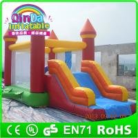Quality QinDa Kids inflatable toys/Inflatable castle/Inflatable bouncer for sale