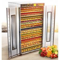 Quality High Efficiency Commercial Food Dehydrator , Fruit And Vegetable Dryer Machine for sale