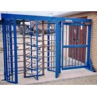 Quality RFID intelligent high speed swing turnstiles gates for access control for sale