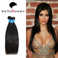 China Professional Malaysian Virgin Natural Straight Hair Weave For Personal Care on sale