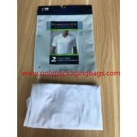 Buy cheap Resealable Male Underwear Custom Printed Bags OPP / CPP Material from wholesalers