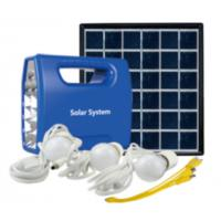 Buy FT-05W Lighting System Power Storage Solar Panels 9V 5W With 5m Wire at wholesale prices