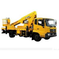 Quality XCMG 21M aerial working platform truck Special Purpose Vehicles XZJ5100JGK for sale
