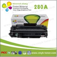 Quality Replacement HP Black Toner Cartridge CF280A for HP LaserJet 400 M401dn for sale