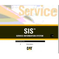 Quality New version Caterpillar SIS cat SIS 2017.07 full parts and repair with 3D Graphics on USB Hard Disk for sale