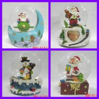 Quality polyresin water balls,water balls,polyresin gifts,water globes,water dome for sale