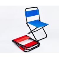 Buy Portable Outdoor beach camping chair with comfortable cloth at wholesale prices