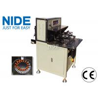 Quality Economic Ceiling Fan Automatic Winding Machine PLC And Touch Screen Control for sale