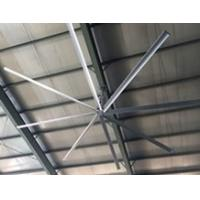 Buy Anodized Cooling Industrial Fan Blade /  Large Blade Ceiling Fan at wholesale prices