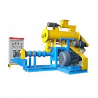 Quality DSP Series Wet Type Fish Feed Pellet Extruder for Floating Fish Feed Pellet Production for sale