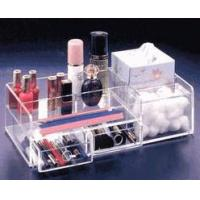 Fashionable Cosmetic Drawer Acrylic Organizer With Excellent Service