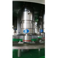 China 80BPM 500ml Automatic Water Filling Machine / Drinking Water bottling Plant on sale